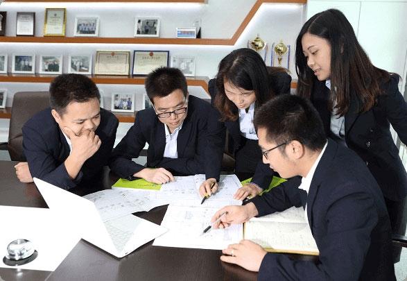 净得瑞与深圳市大白牛文化科技签约,提供定制化纯化水设备
